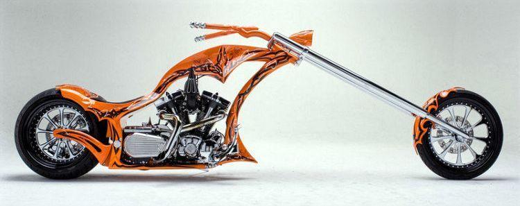 Yamaha Roadstar BMS Chopper