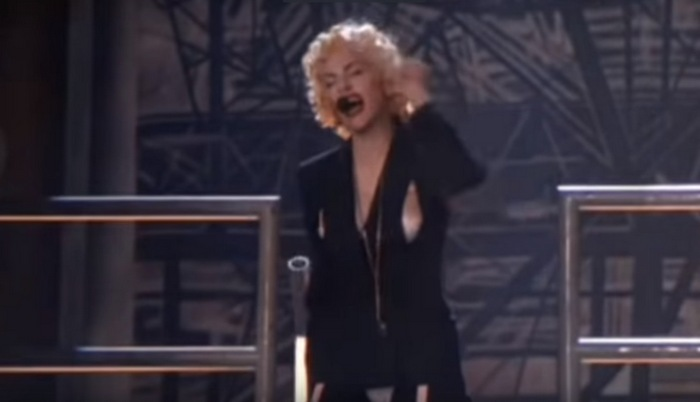 Мадонна «Express Yourself»