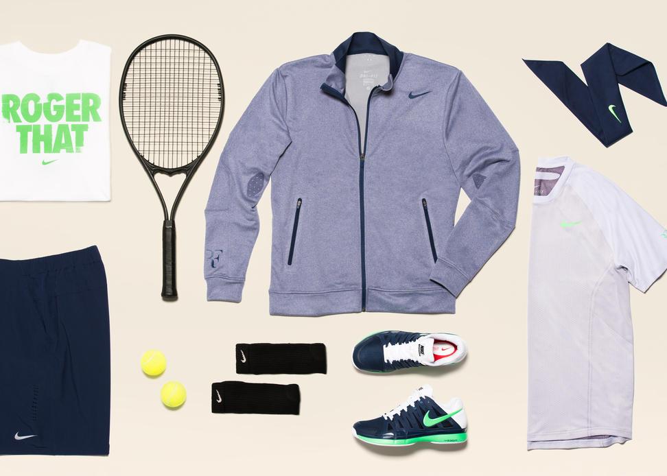 Форма для тенниса