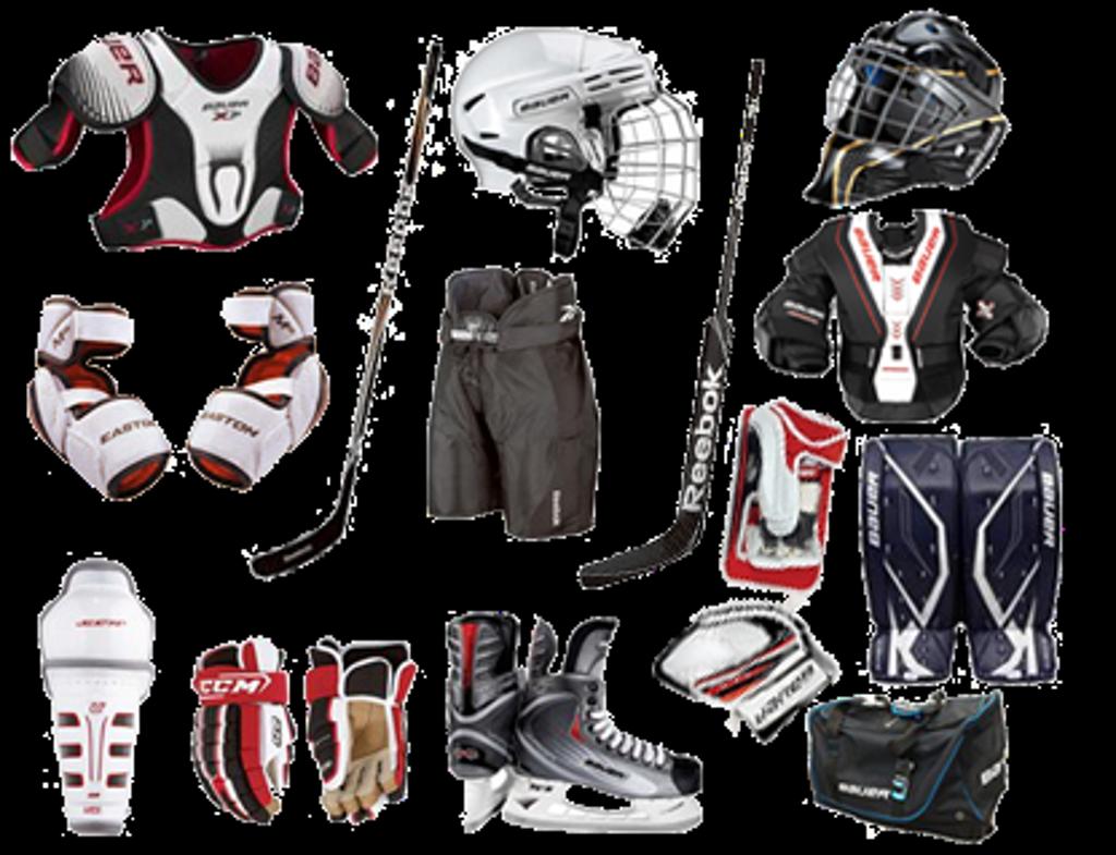Экипировка для хоккея