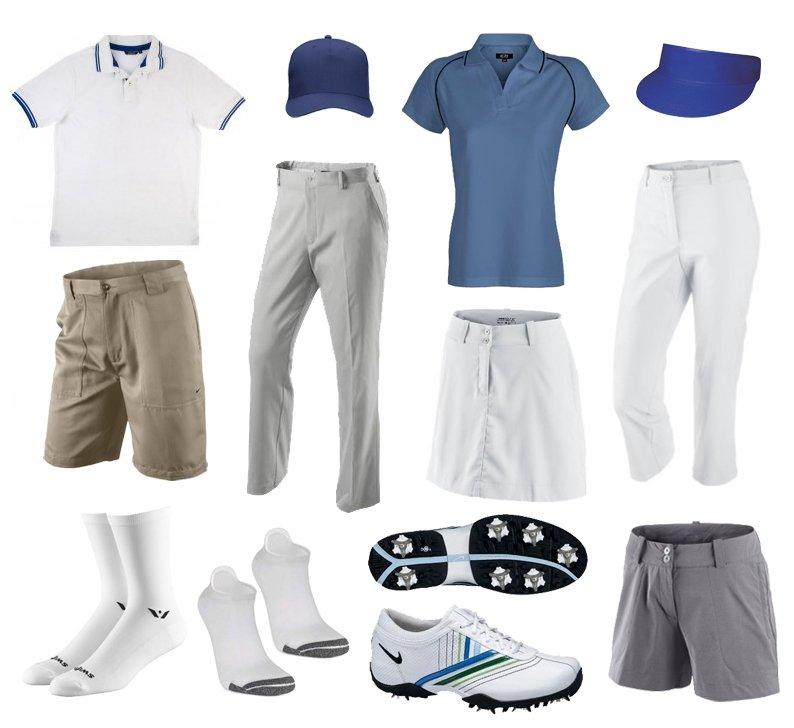 Экипировка для гольфа