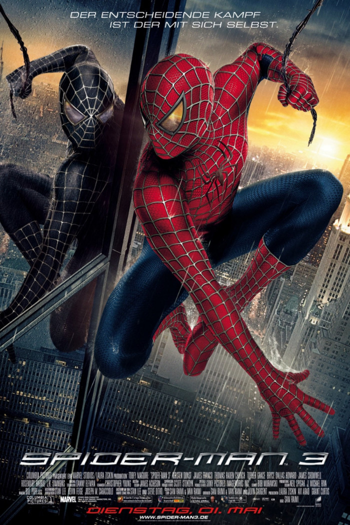 Человек-паук-3