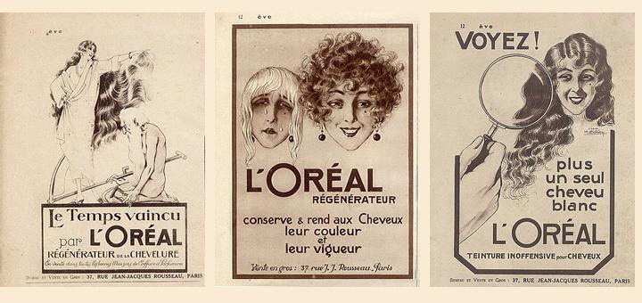 Плакаты L'Oreal