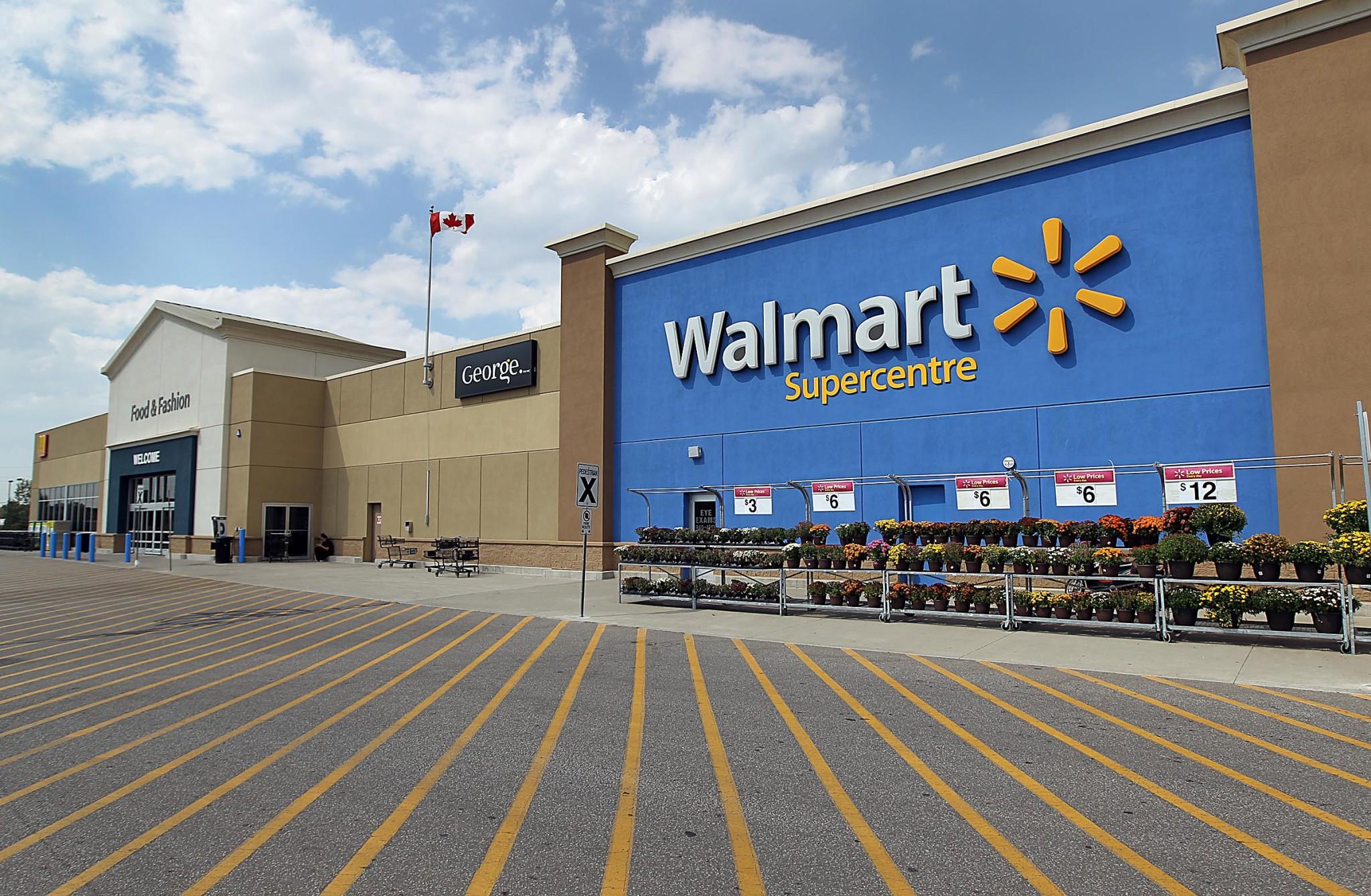 Розничная сеть Walmart
