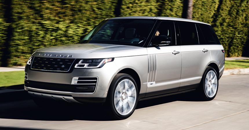 Land Rover Range Rover SVAutobiography Lond Wheelbase