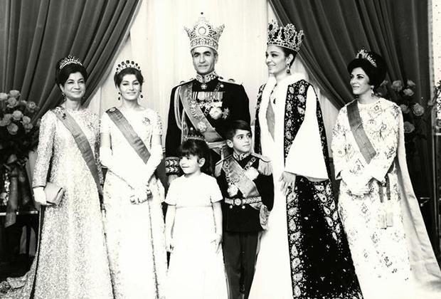 Семья Фарах