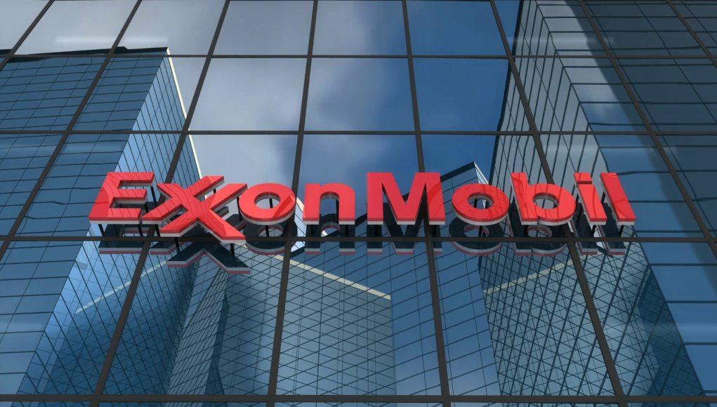 Логотип Exxon