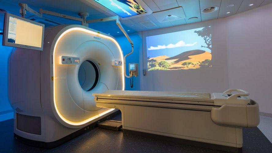Компьютерный томограф Vereos