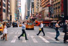 Жители Нью-Йорка