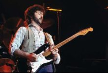 Stratocaster hybrid Эрика Клэптона