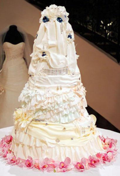 Торт для Bridal Show