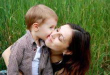 Мама с ребенкои