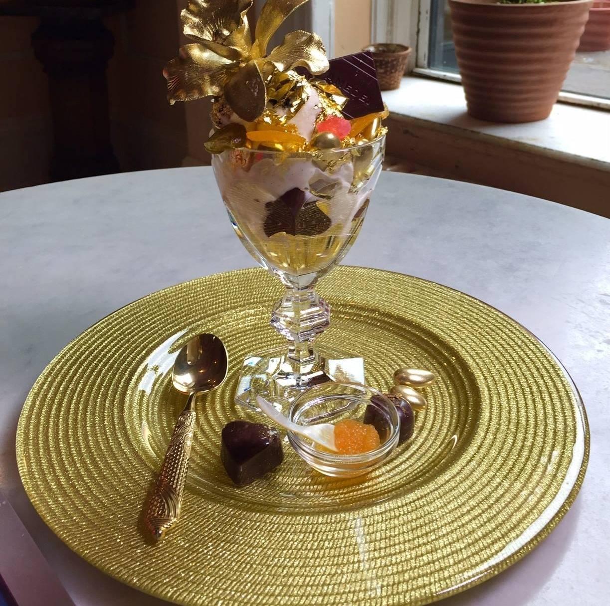 Golden Opulence»