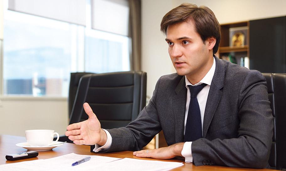 Юрист в частной компании