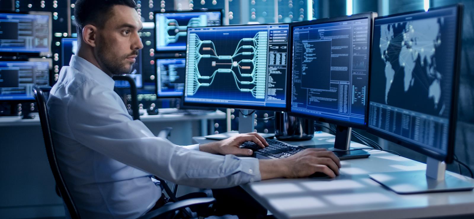Инженер по информационной безопасности