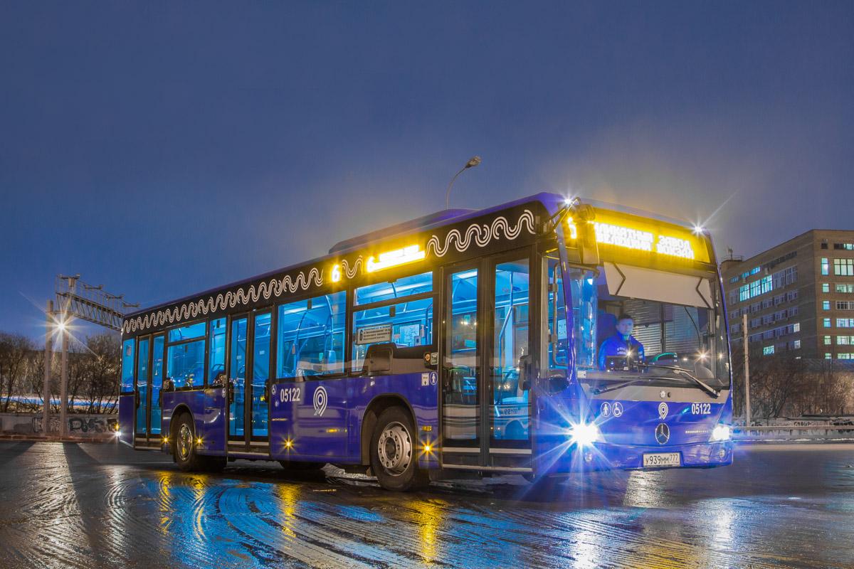 Автобус Мосгортранса