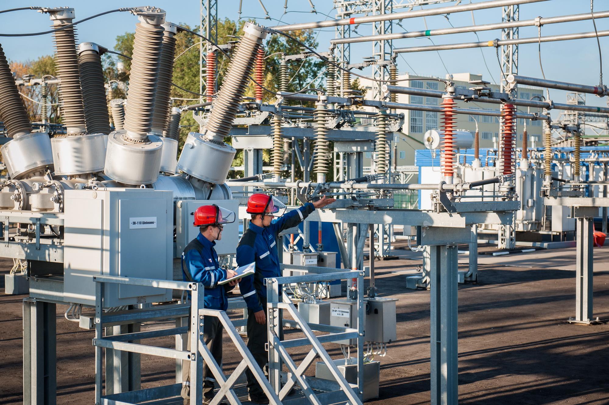 Реконструкция устаревших объектов энергоснабжения по всей России