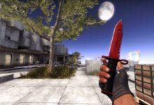 Штык-нож M9 | Кровавая паутина