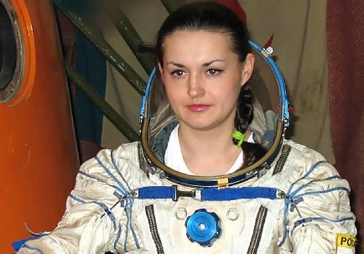 Елена Серова, космонавт-испытатель