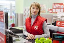 Кассир магазина «Пятерочка