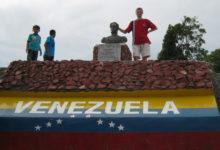 Жители Венесуэлы