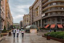 Жители Еревана