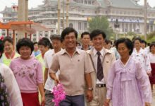 Жители Кореи