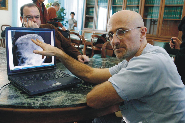 Серджио Канаверо - итальянский нейрохирург