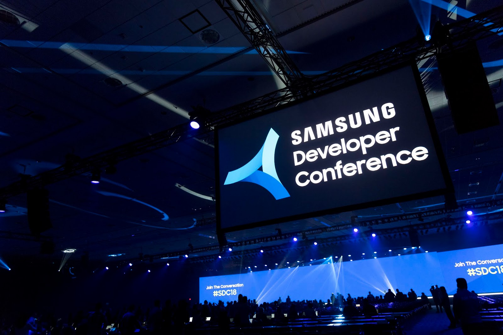 Конференция компании Samsung