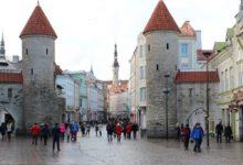 Жители Таллина