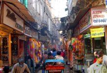 Жители Нью-Дели