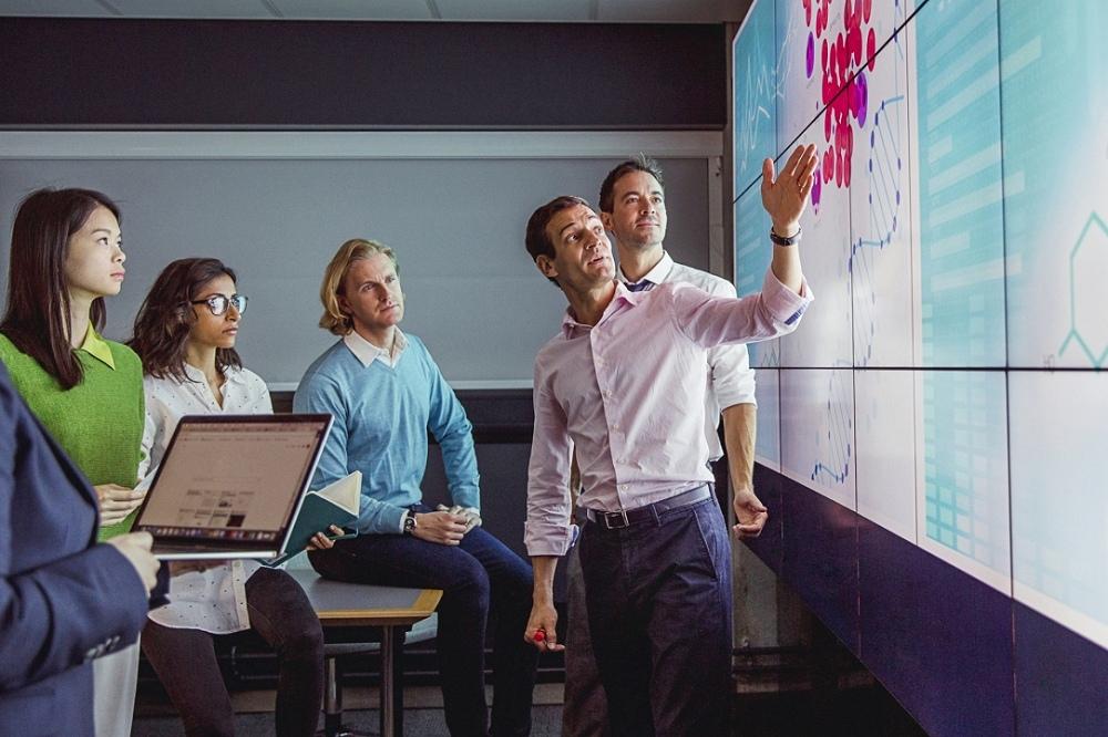 Очные курсы data scientist