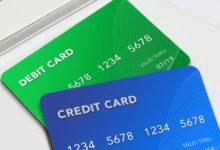 Кредитные и дебетовые карты