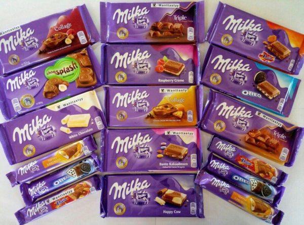 12 лучших марок молочного шоколада по мнению Росконтроля