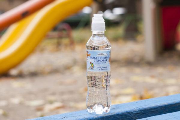 Лучшая и худшая питьевая вода в бутылках