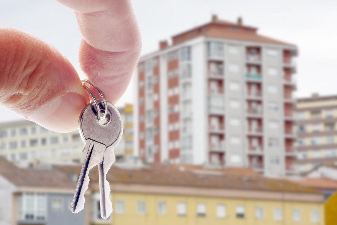 фото ключей от квартиры