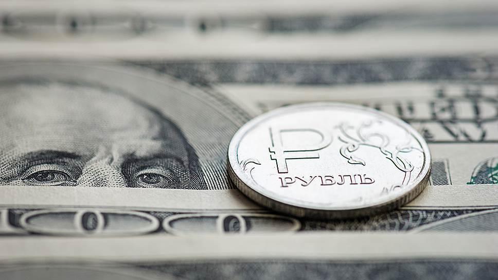 фото рубля и иностранной валюты