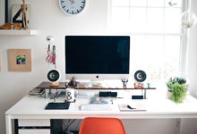 Важные советы по организации рабочего места для тех, кто работает дома