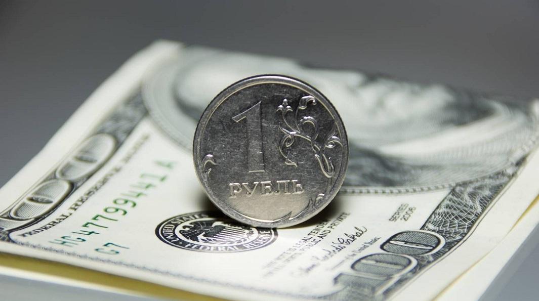 фото рубля и долларов