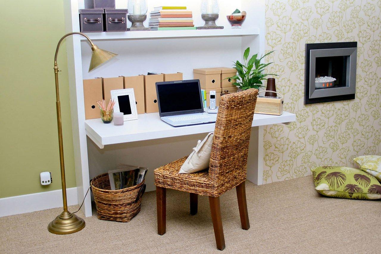 Как правильно организовать рабочее место дома: полезные советы