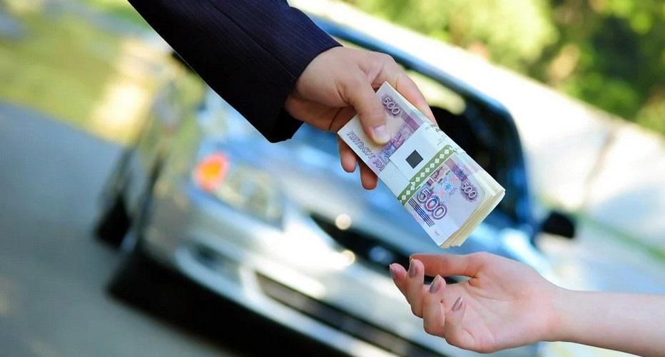 трата сбережений на покупку автомобиля