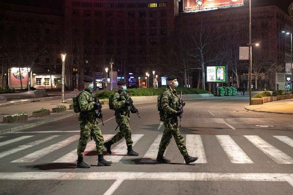 Будет ли в России комендантский час из-за коронавируса