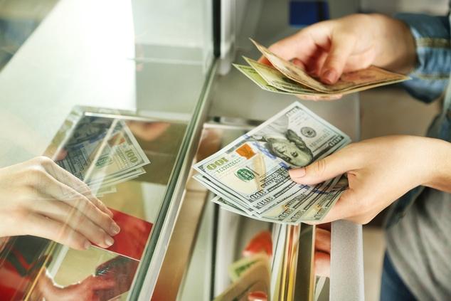 Покупка валюты
