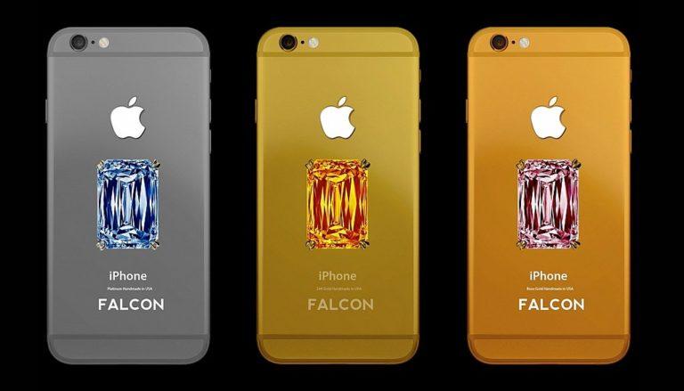 Назван самый дорогой телефон в мире 2020 года — когда понты дороже золота