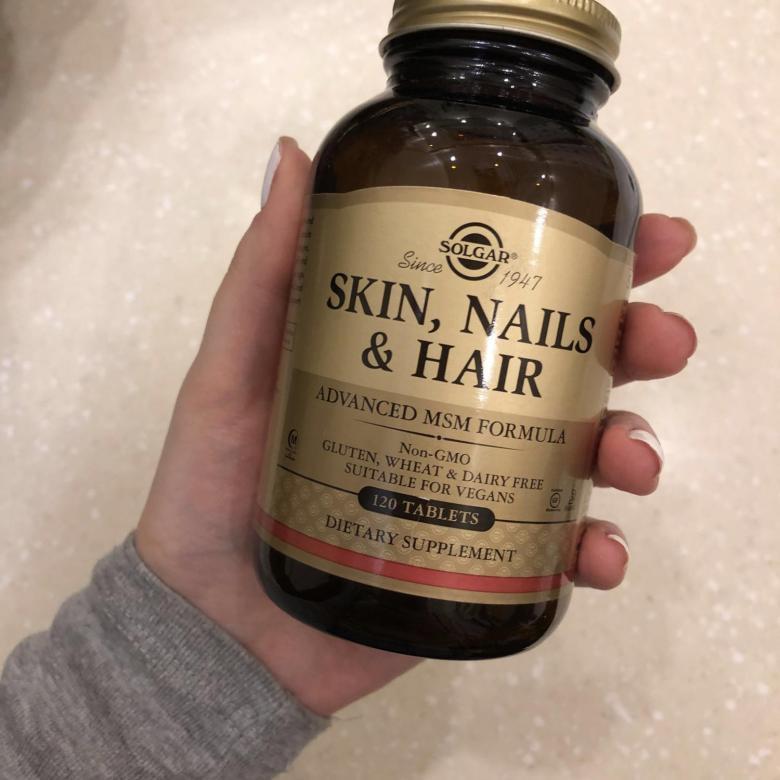 Skin, Nails&Hair, Solgar