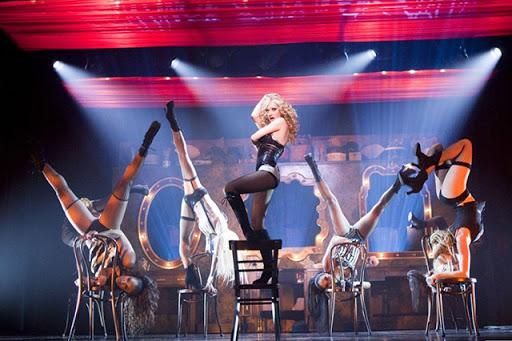 Танцовщицы в клубе