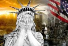 Статуя свободы плачет