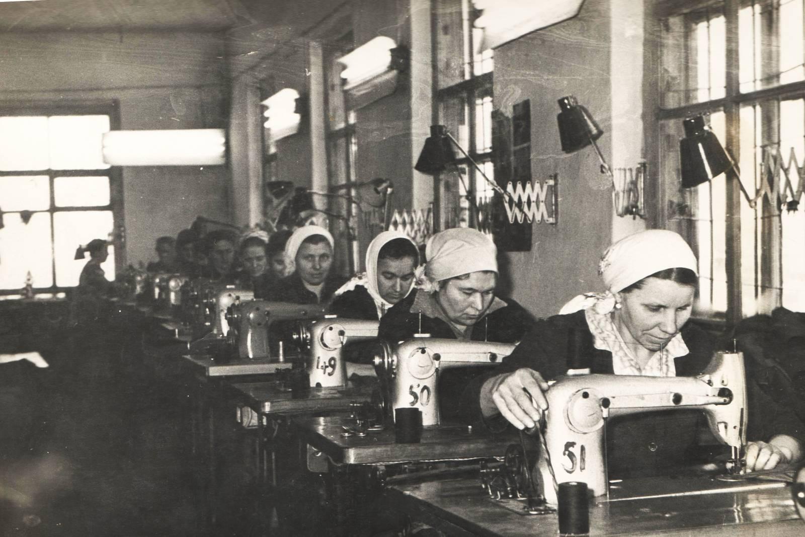 Шейная фабрика