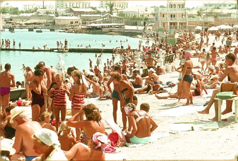 Советский пляж