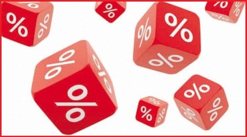 Кубики со знаком процента